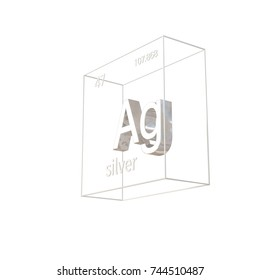 3 d render silver chemical element atomic stock illustration 3d render silver chemical element atomic number and atomic weight chemical element of urtaz Image collections