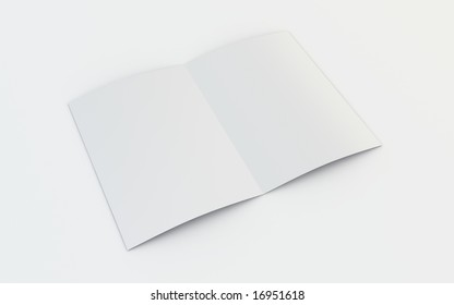 Blank Brochure Images, Stock Photos & Vectors | Shutterstock