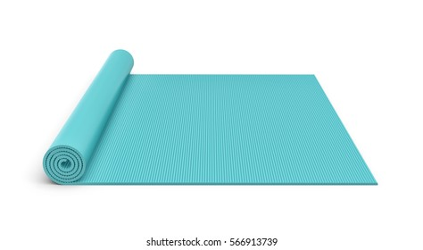 Yoga Mat Images Stock Photos Vectors Shutterstock