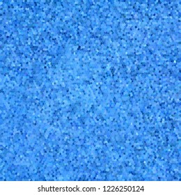 3d rendering of blue mosaic background