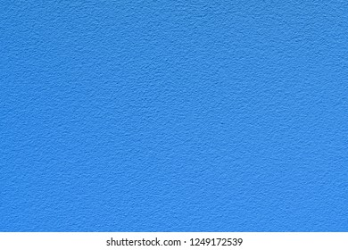 3d rendering of blue wall