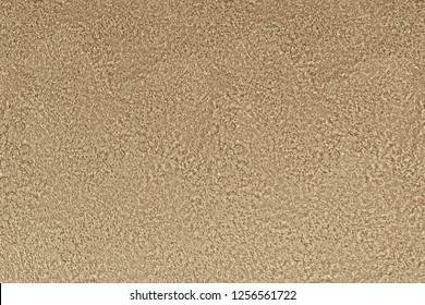 3d rendering of brown ground