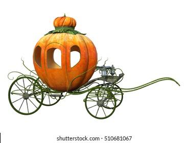 Cinderella Carriage Images Stock Photos Vectors Shutterstock