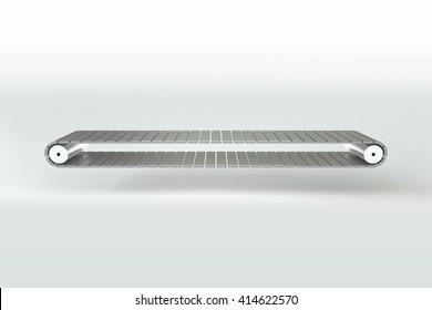 3D rendering conveyor