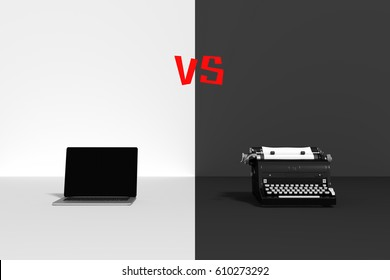 Vintage Vs Antique >> Vintage Vs Modern Stock Illustrations Images Vectors