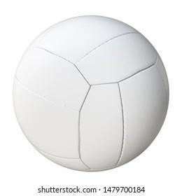 3D rendering illustration of a gaelic football