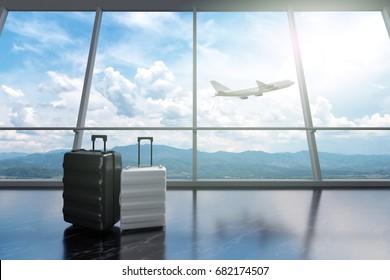 Airport Background Images, Stock Photos & Vectors | Shutterstock