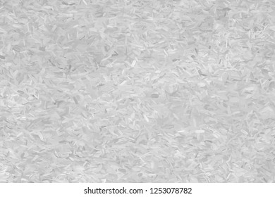 3d rendering of impressionist grey surface