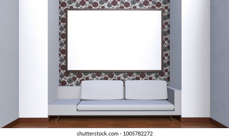 White Wainscoting Images, Stock Photos & Vectors | Shutterstock