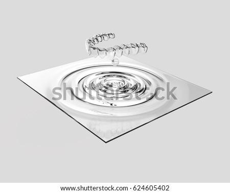 3 D Rendering Kappa Teeth Stock Illustration 624605402 - Shutterstock. 3D  rendering kappa for the teeth daffa3550c7fd