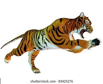 Tiger 3d Images Stock Photos Vectors Shutterstock
