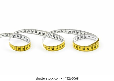 3D rendering Measuring tape