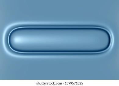3d Rendering of  metal surface
