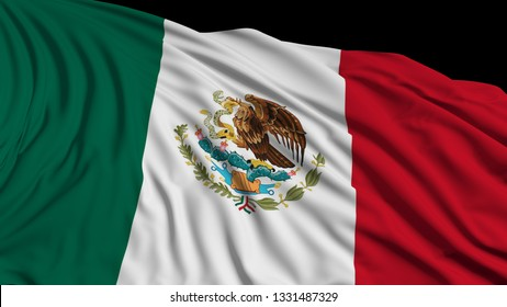 mexico vlag images, stock photos & vectors | shutterstock