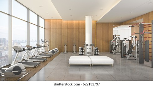 Gymnasium Images, Stock Photos & Vectors | Shutterstock