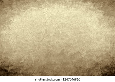 3d rendering of old brown surface
