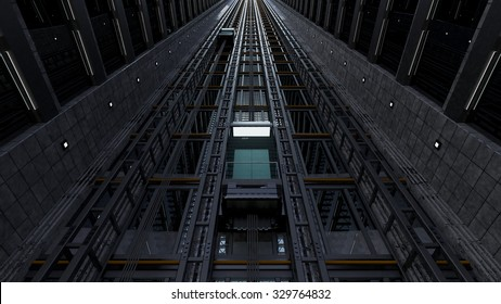 Elevator Shaft Images, Stock Photos & Vectors | Shutterstock