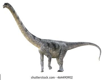 3D rendering of Puertasaurus.