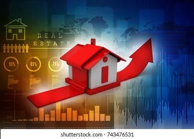 3D rendering Real estate industry