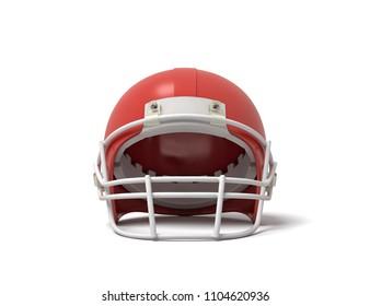 Front Facing Football Helmet Stock Illustrations Images Vectors Shutterstock