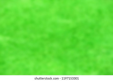 3d rendering of structured green blur surface