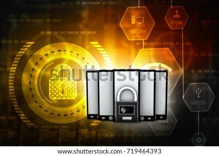 Royalty Free Stock Illustration of 3 D Rendering Transmitter