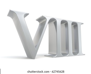 Roman Numerals 3d Images Stock Photos Vectors Shutterstock