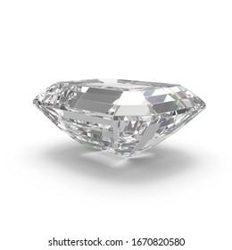 3D Sparkly Expensive Diamond Jewellery