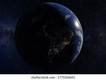 3D Visualization of the Earth