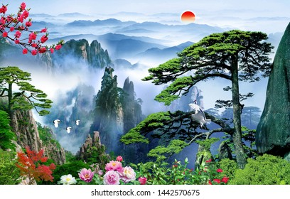 3d Nature Hd Stock Images Shutterstock