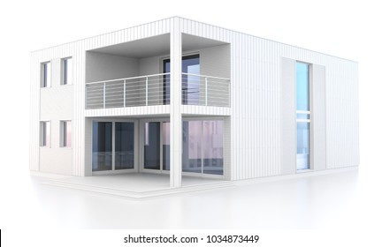 3d House Model Images, Stock Photos & Vectors | Shutterstock