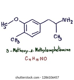 3-Methoxy-4-methylamphetamine (MMA) is an entactogen and psychedelic drug of the phenethylamine and amphetamine classes. It was first synthesized in 1970 and was encountered as a street drug.