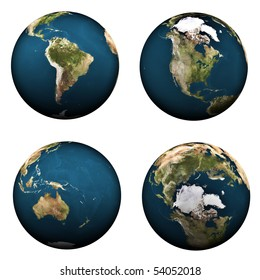 4 views on Earth (2)