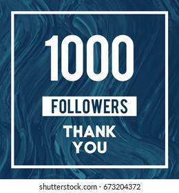 40 000 Followers a Thank You message to followers in Modern Abstract Graphic Design