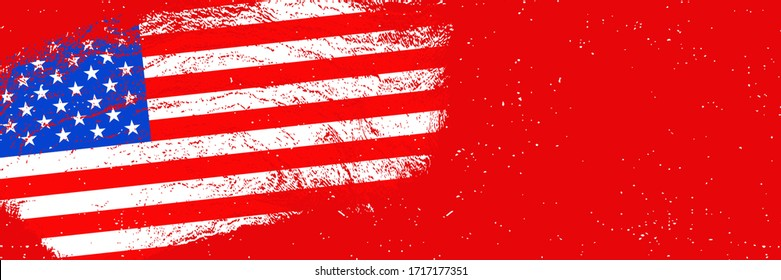 4th of July Banner, July 4th, Memorial Day, Banner, wall paper, July 4th Background, USA Flag