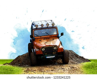 4x4 Off Road Sport Adventure