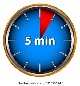five minutes images stock photos vectors shutterstock