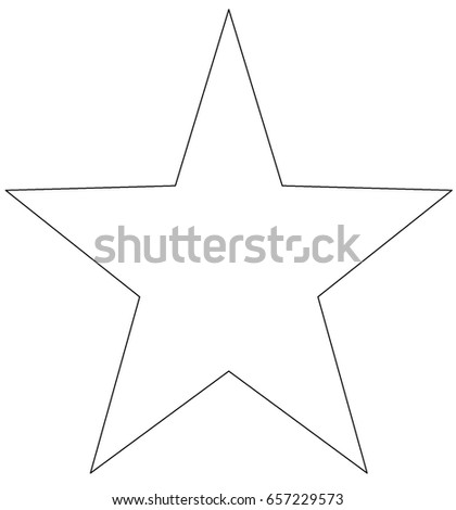 5 point star 5 way icon stock illustration 657229573 shutterstock 5 point star 5 way icon template maxwellsz