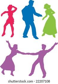 50s Dancers