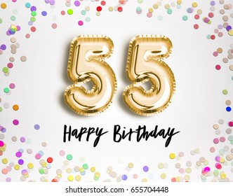 Image result for Very very big glittery 55 today Birthday Graphics