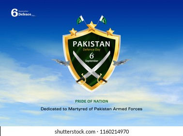 6 September. Pakistan. Defense Day