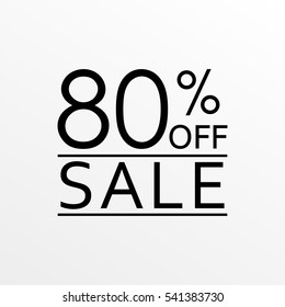 30 off sale discount price icon stock illustration 541383703