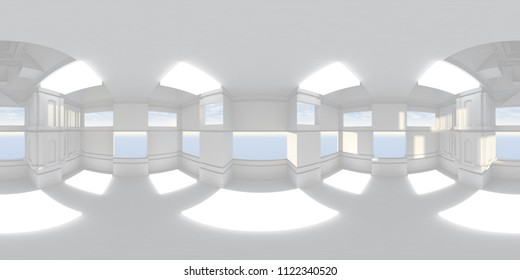 8K HDRI environment map equirectangular panorama VR cubemap 3d rendering