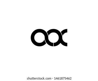 aac original monogram logo design