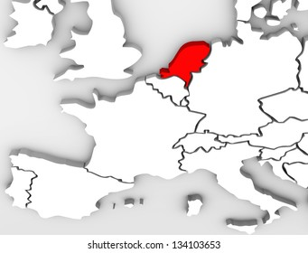 Map Of North Coast Of France.North West Coast France Stock Illustrations Images Vectors
