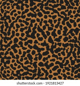 Abstract animal print design for apparel, legging, dress, skirt and other uses.