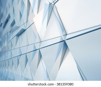 Abstract architectural  illustration