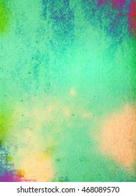 Abstract art background. Multicolor grange texture. Fragment of artwork. Spots of oil paint. Brushstrokes of paint. Modern art. Contemporary art. Suicide Squad