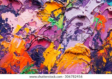 abstract art background oil painting on stock illustration 306782456