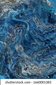 abstract art background. Stone texture. paint mix wallpaper. Fluid color liquid flow effect. Watercolor, acrylic waves, swirls.
